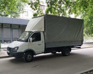Заказать грузовое такси в Днепре с ГрузОК. Заказать Газель по Днепру