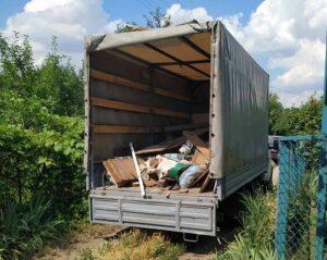 Вывоз хлама и старой мебели (Днепр). Компания ГрузОК