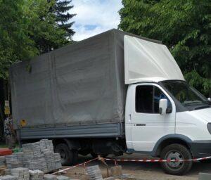Перевозка мебели на ГАЗели (Днепр) с ГрузОК