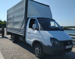 Компания по перевозке грузов (Днепр) - ГрузОК. Грузоперевозки ГАЗель (Днепр)