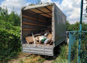 ывоз строительного мусора (Днепр) от компании ГрузОК