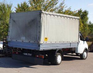 Транспортные услуги (Днепр) с компанией ГрузОК. Грузовой микроавтобус