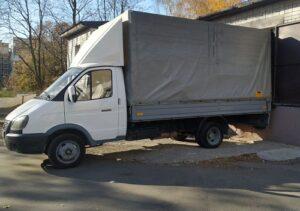 грузовое такси (Днепр) дешево от компании «ГрузОК»
