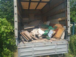 Заказать вывоз строительного мусора (Днепр) от ГрузОК