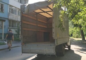 Услуги Газели (Днепр) от компании ГрузОК