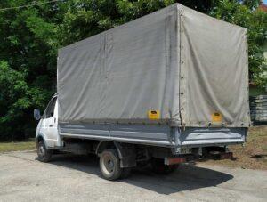 грузовое такси Днепр недорого от ГрузОК