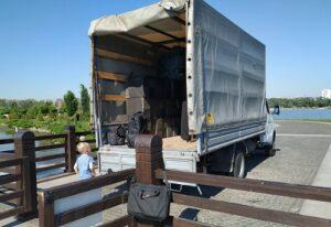 Тарифы на грузоперевозки (Днепр) в компании ГрузОК. Доставка грузов на грузовом такси