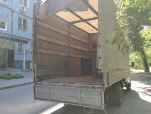 Автоперевозки грузов (Днепр) от компании ГрузОК