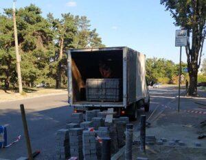 Перевозка стройматериалов (Днепр). Выгодно и быстро