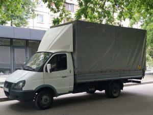 Нанять машину для переезда (Днепр) от ГрузОК