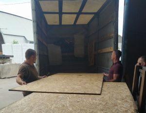 Заказать перевозку грузов (Днепр) в ГрузОК