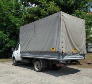 Машина для перевозок (Днепр) от компании ГрузОК. перевозки до 1 тонны в Днепре и области