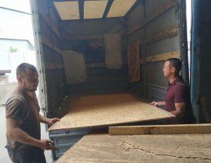 Вывоз старой мебели (Днепр) от компании ГрузОК