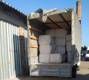 Вынос мусора в мешках в Днепре. Заказать грузовик (Днепр)