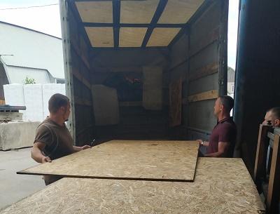 Вывоз старой мебели в Днепре от ГрузОК