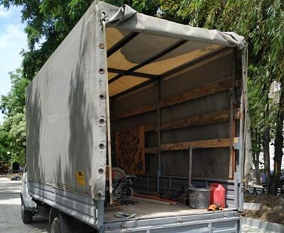 Грузовые перевозки в Днепре от ГрузОК. Услуги грузового транспорта в Днепре