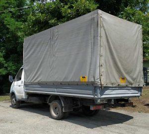 Перевозка мелких грузов (Днепр) с ГрузОК
