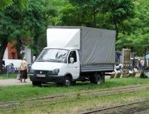 Грузовое такси до 2-х тонн (Днепр) от Вест