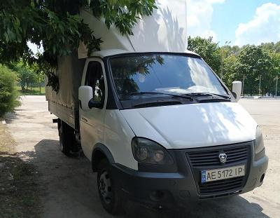 Грузовое такси Днепропетровск недорого от ГрузОК