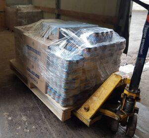 Доставка стройматериалов в Днепре с компанией ГрузОК. Автомобильные перевозки