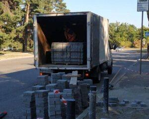Днепр перевозка стройматериалов о компании ГрузОК