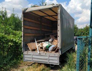Газель для вывоза мусора (Днепр) от ГрузОК