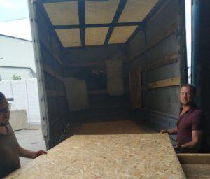 Вывоз мебели (Днепр) с ГрузОК