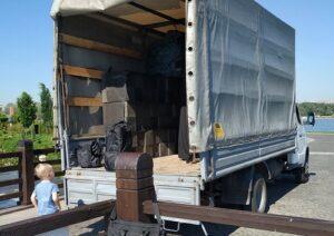 Вывоз старой мебели на свалку в Днепре. Грузоперевозки Днепр-Кривой Рог