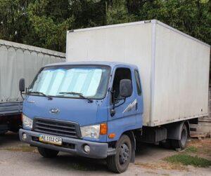 Перевозка вещей и мебели (Днепр) с компанией ГрузОК