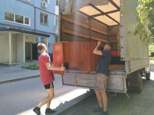 вывезти старую мебель и хлам в Днепре