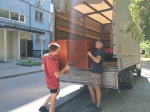 Газель для перевозки мебели - Днепр с Вест