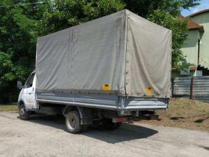 перевозка грузов автомобильным транспортом (Днепр) от ГрузОК. Грузоперевозки Днепр-Кременчуг