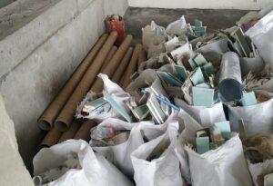Уборка и вывоз строительного мусора (Днепр) с ГрузОК