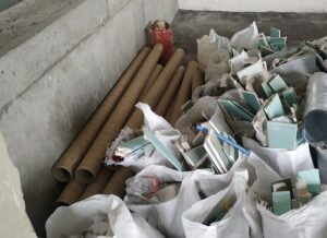 Вывоз строительного мусора Днепр и область