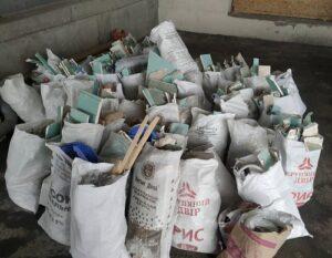Расценки на вывоз строительного мусора - Днепр