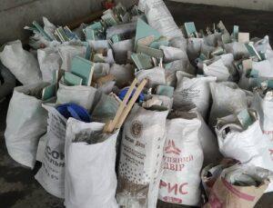 погрузка строительного мусора (Днепр) с ГрузОК