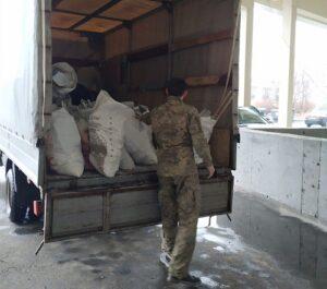 вывоз мусора с погрузкой (Днепр) от ГрузОК