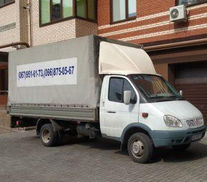 Заказать переезд (Днепр) с ГрузОК. грузчики перевозка мебели Днепр