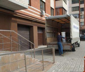 перевозка мебели недорого(Днепр) с компанией ГрузОК